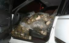 A total of 5626 units of shucked abalone worth R800,000 estimated street value were confiscated by the police. Picture: Saps.