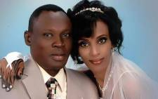 Mariam Yahya Ibrahim, seen with her husband, was sentenced to death in Sudan last month for converting to Christianity from Islam. Picture: Facebook.