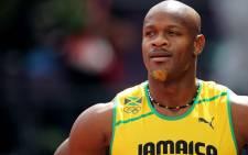 Jamaican sprinter Asafa Powell. Picture: Facebook.