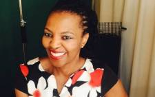 SABC acting group CEO Nomsa Philiso. Picture: @SasaPhiliso/Twitter