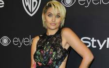 Paris Jackson. Picture: AFP.
