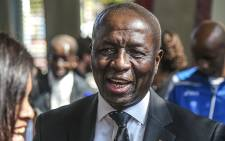 FILE: Deputy Chief Justice Dikgang Moseneke delivered his last judgement as a judge in the Constitutional Court in Johannesburg on 20 May 2016. Picture: EWN.