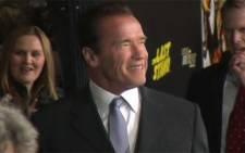 FILE: Arnold Schwarzenegger. Picture: Screen grab/CNN.