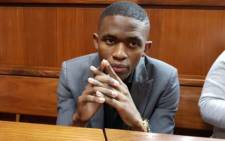 Convicted murderer Sandile Mantsoe in court on 3 May 2018. Picture: Kgomotso Modise/EWN