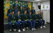 Proteas under-19 team to play in the 2020 edition of the ICC under-19 World Cup. Picture: Cricket South Africa.
