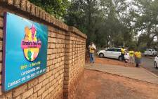 The Ninnies Neuron's Nursery School where a teacher was filmed beating children. Picture: Robinson Nqola/EWN
