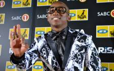Hip hop artist Khuli Chana at the 19th South African Music Awards which were held at Sun City on 11 May, 2013. Picture: Lesego Ngobeni/EWN.