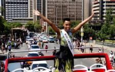 Miss Universe Zozibini Tunzi. Picture: @Official_MissSA/Twitter