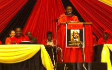 FILE: The South African Communist Party (SACP) says it will support and campaign for the ANC in next year's general elections. Picture: EWN.