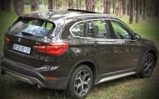 BMW X1 The compact SUV.Picture: Kgothatso Mogale/EWN
