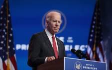 FILE: US President Joe Biden. Picture: AFP