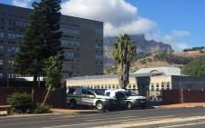 FILE: The Somerset Hospital precinct. Picture: Lindsay Dentlinger/EWN.