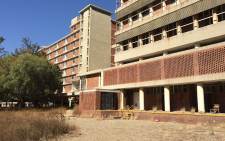 The abandoned Kempton Park Hospital. Picture: Christa Eybers/EWN.
