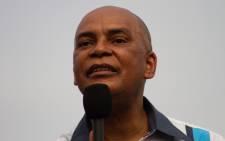 FILE: Adalberto Costa Junior in Luanda on 11 September 2021. Picture: Osvaldo Silva/AFP
