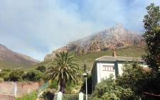 FILE: The scene from a school in Muizenberg which sent pupils home as a precaution earlier this week. Picture: Regan Thaw/EWN.