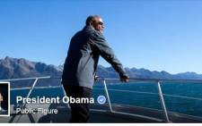 President Barack Obama's facebook profile.