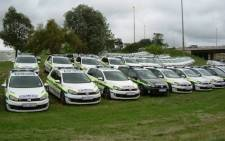 Police vehicles. Picture: saps.gov.za