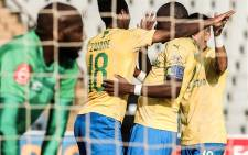 Mamelodi Sundows are the PSL champions. Picture: Mamelodi Sundowns Twitter.