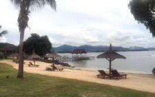 FILE: Mauritius beach. Gia Nicolaides/EWN.