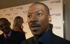 Youtube screengrab of US comedian Eddie Murphy.