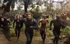 A screengrab from Marvel's 'Avengers: Infinity War' due in theatres in May 2018, Picture: youtube.com
