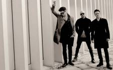 Irish rock band, The Script. Picture: www.thescriptmusic.com.