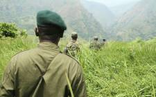 Authorities patrol the Virunga National Park. Picture: Virunga National Park/facebook.com
