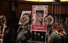 FILE: A memorial service for Kgothatso Mdunana was held at St Stithians College Chapel in Johannesburg on 10 June 2021. Picture: Abigail Javier/Eyewitness News
