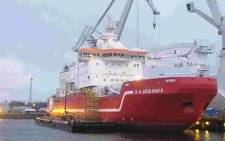 FILE: SA Agulhas II. Picture: Supplied.