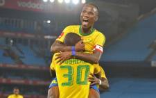FILE: Teko Modise during his time with Mamelodi Sundowns. Picture: Facebook.com