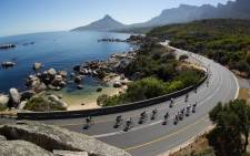 FILE: Cyclists participating in the Cape Town Cycle Tour. Picture: Facebook.com.