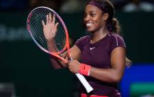 Sloane Stephens. Picture: @WTA/Twitter