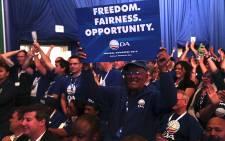Democratic Alliance congress in Port Elizabeth. Picture: Reinart Toerien/EWN.
