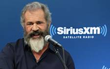 Director Mel Gibson takes part in SiriusXM's 'Hacksaw Ridge' Town Hall hosted by John Fugelsang on November 2, 2016 in New York City. AFP.