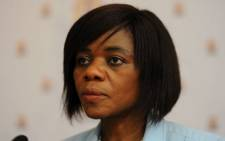 Public Protector Thuli Madonsela launched a national inquiry into problems with RDP housing and illegal conversion of panel-vans into taxis. Pictures: Sapa.
