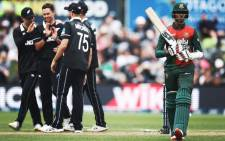 New Zealand beat Bangladesh with an eight-wicket victory on Saturday, 20 March 2021. Picture: Twitter/@ICC