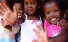 Young children - SA's hope.