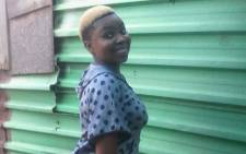 Lelethu Nongauza before suffering third-degree burns in a domestic abuse attack on her. Picture: Supplied