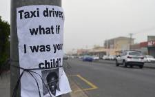 Esther Nsenga-Banza died after she was hit by a taxi while crossing the road outside Ysterplaat Primary School in Cape Town. Picture: Aletta Gardner/EWN