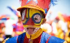 FILE: Celebrations at the annual Cape Minstrels Tweede Nuwe Jaar Parade. Picture: Aletta Gardner/EWN