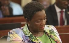 FILE: Social Development Minister Bathabile Dlamini. Picture: Cindy Archillies/EWN.