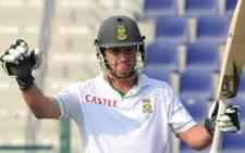 Proteas ODI captain AB de Villiers. Picture: AFP