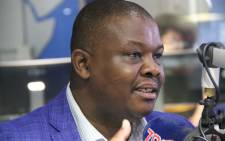 FILE: Gauteng Public Transport and Roads Infrastructure MEC Jacob Mamabolo. Picture: Radio 702.