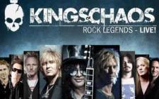 Joe Elliott from Deff Leppard chats to Ray White about what to expect from the Kings of Chaos concert in South Africa. Picture: Facebook/KingsofChaos.