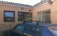 The Grassy Park house where three people died due to a suspected gas leak on 16 July 2013. Picture: Rahima Essop/EWN