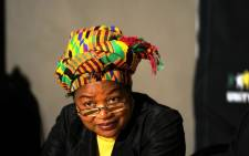 National Assembly Speaker Baleka Mbete. Picture: Sapa.