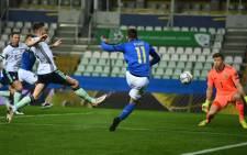 Italy beat Northern Ireland 2-0 on 25 March 2021 in the 2022 World Cup qualifiers match. Picture: @azzurri/Twitter.