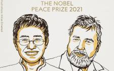 Picture: @NobelPrize/Twitter