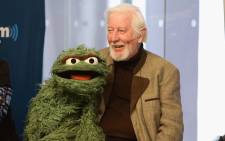 "In this file photo taken on October 09, 2014 Caroll Spinney ""Oscar and Big Bird"" attends SiriusXM's Town Hall with original cast members from Sesame Street commemorating the 45th anniversary of the celebrated series debut on public television moderated by Weekend TODAY co-anchor Erica Hill in New York City. Picture: AFP."