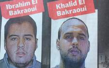 Police have identified Khalid and Ibrahim al-Bakraoui as the two airport suicide bombers. Picture: Paraic O'BrienVerified account ‏@paraicobrien.